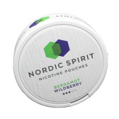 Nordic Spirit - Wildberry - Tobacco Free Chew Bags - 9mg