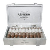 Gurkha - Cellar Reserve 12 Year Old Platinum  - Solara Double Robusto -  Box of 20 Cigars