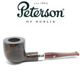Peterson - Ashford - 606 - Sterling Silver Mount - Fishtail Pipe