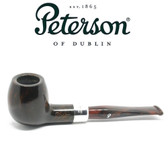 Peterson - Ashford - 87 - Sterling Silver Mount - Fishtail Pipe
