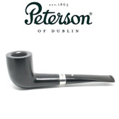 Peterson - 268  Cara - Sterling Silver Band - Fishtail Pipe