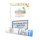 Quintero - Favoritos - Pack of 3 Tubed Cigars