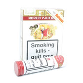 Romeo y Julieta - Petit Royales - Pack of 3 Tubed Cigars