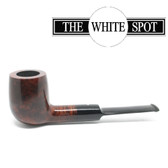 Alfred Dunhill - Amber Root - 4 203s - Group 4 - Billiard - White Spot