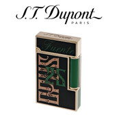 ST Dupont Ligne 2 Arturo Fuente - 25th Anniversary for OpusX Cigars - Rose Gold & Natural Lacquer