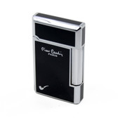 Pierre Cardin - Pipe Flint Lighter (Black)