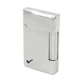 Pierre Cardin - Pipe Flint Lighter (Chrome)