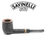 Savinelli - Porto Cervo 127 Rustic - 6mm Filter Pipe