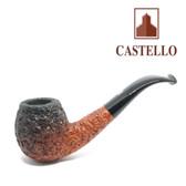 Castello -  Old Sea Rock Briar - Bent Apple (KKKK)  - Pipe