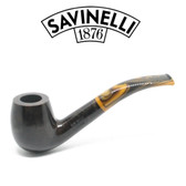 Savinelli - Tigre 670 - Smooth - 9mm Filter Pipe