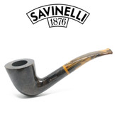 Savinelli - Tigre 920 - Smooth - 9mm Filter Pipe