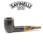 Savinelli - Tigre 101 - Smooth - 9mm Filter Pipe