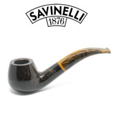 Savinelli - Tigre 645 - Smooth - 6mm Filter Pipe