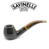 Savinelli - Tigre 645 - Smooth - 9mm Filter Pipe
