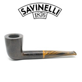 Savinelli - Tigre 409 - Smooth - 9mm Filter Pipe