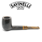 Savinelli - Tigre 114 - Smooth - 9mm Filter Pipe