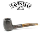 Savinelli - Tigre 145 - Smooth - 6mm Filter Pipe