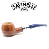 Savinelli - Eleganza 315 - Smooth Natural  - 6mm Filter Pipe