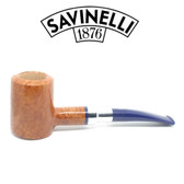 Savinelli - Eleganza 310 - Smooth Natural  - 6mm Filter Pipe