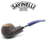 Savinelli - Eleganza 320 - Brownblast - 6mm Filter Pipe