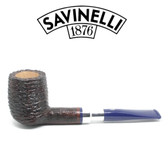 Savinelli - Eleganza 111 - Brownblast - 9mm Filter Pipe