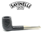 Savinelli - Cocktail 111 - Horn Style Stem  - 9mm Filter Pipe