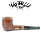 Savinelli - Collection Smooth Brown 2020  - 6mm