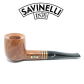 Savinelli - Collection Smooth Natural 2020  - 9mm