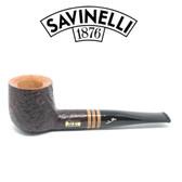 Savinelli - Collection Smooth Top Brownblast 2020  - 9mm