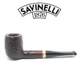 Savinelli - Oscar Brownblast - 128 - 6mm Filter Pipe