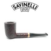 Savinelli - Oscar Brownblast - 412 - 6mm Filter Pipe