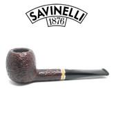 Savinelli - Oscar Brownblast - 207 - 6mm Filter Pipe