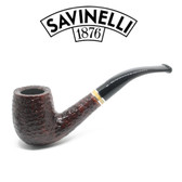 Savinelli - Oscar Brownblast - 606 - 6mm Filter Pipe