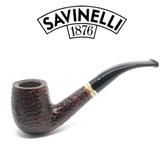 Savinelli - Oscar Brownblast - 606 - 9mm Filter Pipe