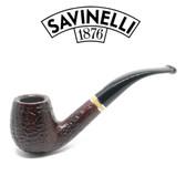 Savinelli - Oscar Brownblast - 602 - 6mm Filter Pipe
