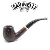 Savinelli - Oscar Brownblast - 602 - 9mm Filter Pipe
