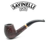Savinelli - Oscar Brownblast - 670 KS - 6mm Filter Pipe