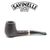 Savinelli - Oscar Brownblast - 145 KS - 9mm Filter Pipe
