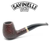 Savinelli - Oscar Brownblast - 628 - 6mm Filter Pipe