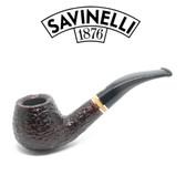 Savinelli - Oscar Brownblast - 645 KS - 9mm Filter Pipe