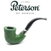 Peterson - St Patricks Day 2020 - 05 - Green - 9mm Filter Pipe