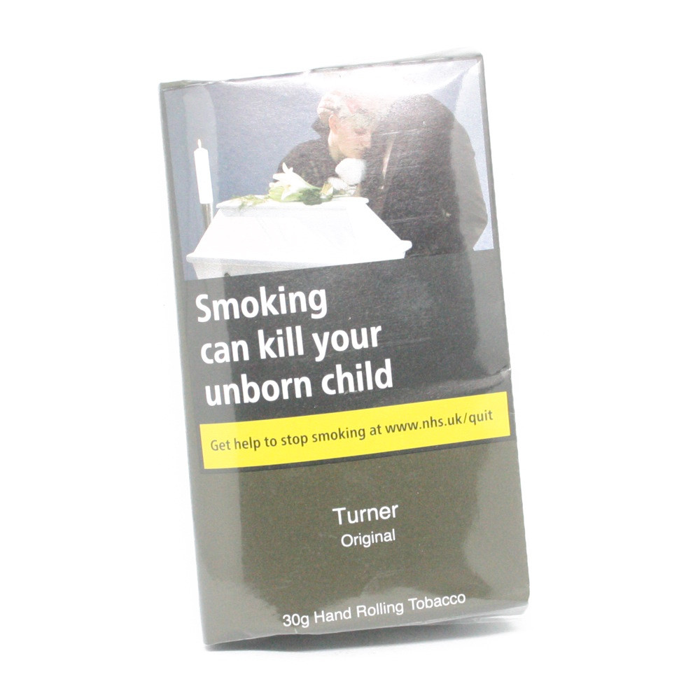 how much is a pouch of tobacco uk