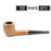 Alfred Dunhill - Root Briar - 4 106s - Group 4 - Pot - White Spot