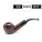 Alfred Dunhill - Amber Root - 3 208  - Group 3 - Bulldog  - White Spot