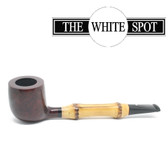 Alfred Dunhill - Bruyere -  Bamboo - 4 106 - Group 4 - White Spot