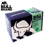 Bull Brand - Menthol - Capsule Slim Filter Tips - 160 Filters Per Box