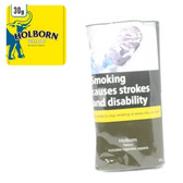 Holborn - Yellow - Hand Rolling Tobacco - 30g Pouch
