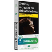 Signature - Dual Capsule Leaf Wrapped - Pack of 10 Cigarillos