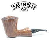 Savinelli - Autograph 8 - Natural High Grade Pipe - 6mm Filter