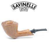 Savinelli - Autograph 0 - Natural High Grade Pipe